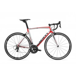San Remo 76 Silver Red Black