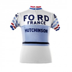 Jacques Anquetil 1965 Ford France Short Sleeve Jersey