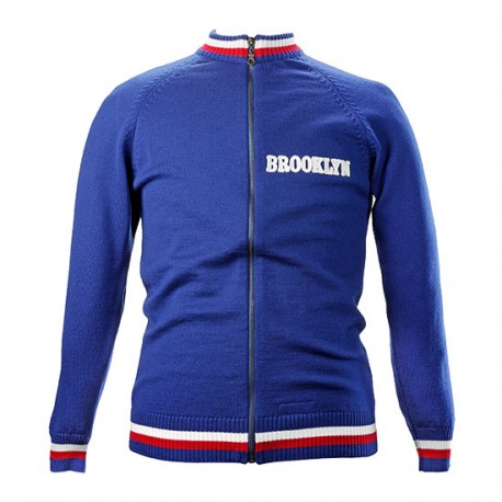 Brooklyn Merino Vlna track top
